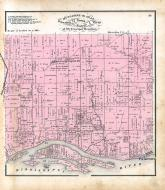 Sweetland Township, Melpine P.O., Fairport, Muscatine County 1874